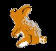 Rabbit ##STADE## - coat 1340000006
