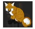 Fox ##STADE## - coat 16020